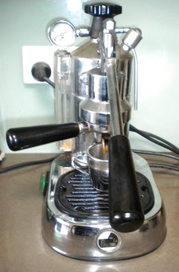 Pull 2 shots of Espresso