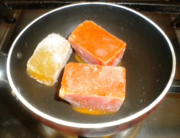 Melt Tomato Cubes