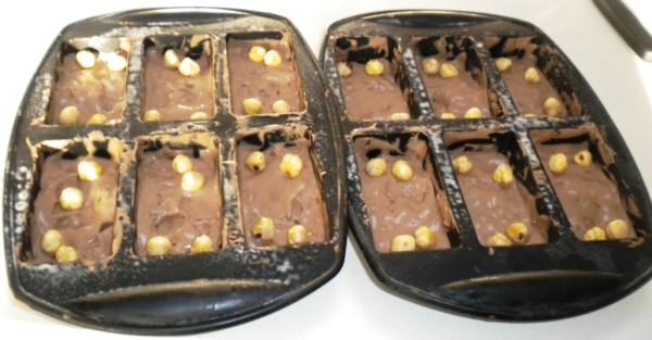Nutella Ice Cream - Moulds